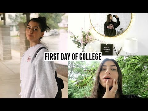 Xxx Mp4 VLOG First Day Of College 3gp Sex