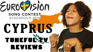 Eurovision 2016 - CYPRUS - Tuneful TV Reaction & Review