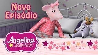 🏡 Angelina Ballerina Brasil 🏡 A Casa de Angelina (Episódio Completo)