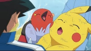 Review: Pokemon XY Ep. 5 Eng Dubbed Ice Field Disaster