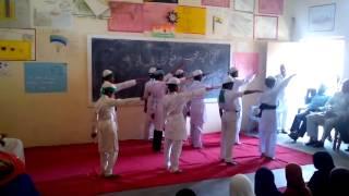 Hum Naiki ke Janbaz Sipahi by Govt. High School Moazzam Shahi