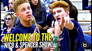 Welcome To The Nico Mannion & Spencer Rattler Show! #1 QB & Red Mamba Having Too Much Fun