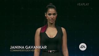 Star Wars Battlefront II Comandante Iden Versio Janina Gavankar