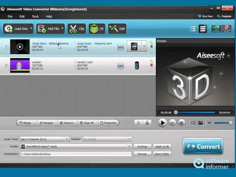 Xxx Mp4 Aiseesoft Video Converter Ultimate Video Tutorial 3gp Sex