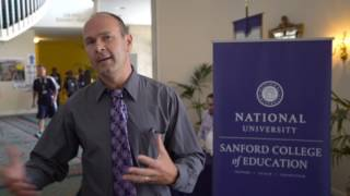 Why Teaching Is An Amazing Career  | Tim Calver | National University