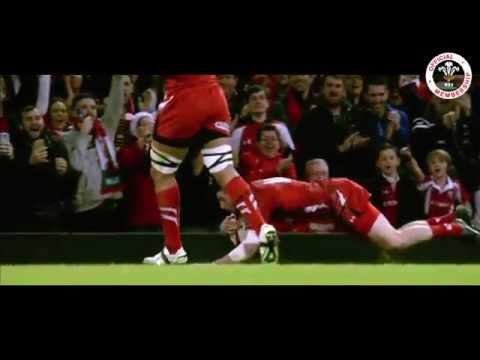 The best Wales tries of 2014   WRU TV
