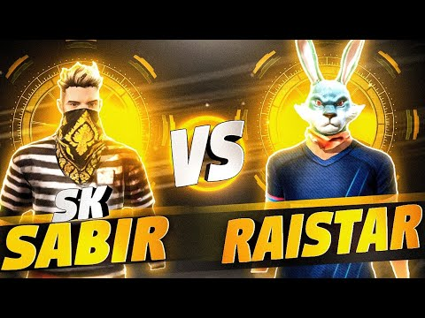SK SABIR VS RAISTAR 10000 Diamonds challenge