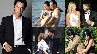 16 Girls Keanu Reeves Dated (Matrix)