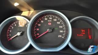 Prova interni Dacia Lodgy Stepway - test drive