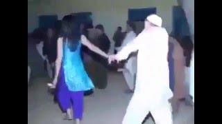 Tharki Baba With Khusra hd pashto hot mujra