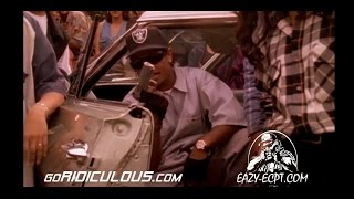 Real Muthaphuckkin G's THE DIRECTOR'S CUT Eazy-E #straightouttacompton @drdre