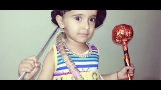 Lion Heart | full movie | dialogues by a little girl Kasmeet ( 4 years old )