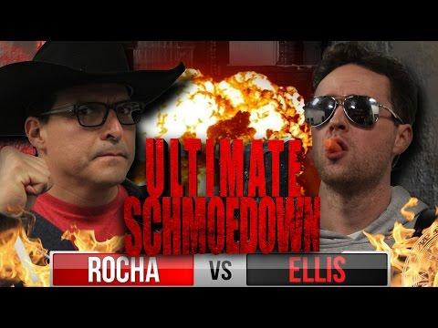 Ultimate Schmoedown Tournament Finals - John Rocha Vs Mark Ellis