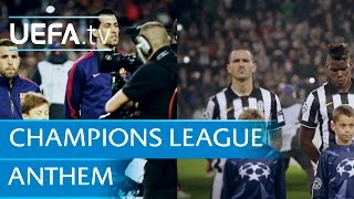 The official UEFA Champions League anthem
