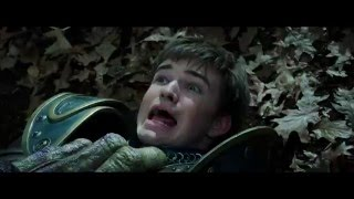 Warcraft: The Beginning -  Lothar and soldiers attacked (Universal Pictures)