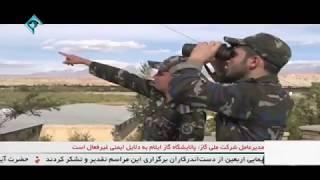 Iran Conscript soldier boys serve duty at Katam Anbia Air Defense base سربازان وظيفه خاتم الانبيا