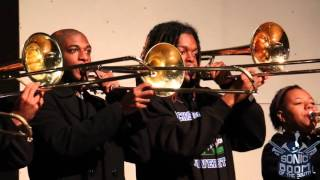 S.O.P. - Jackson State University Trombone Fanfare Tape 2015