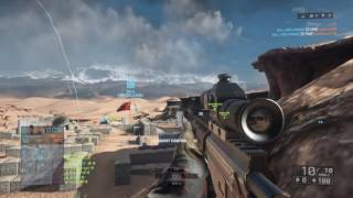 Battlefield 4™991 headshot silk road
