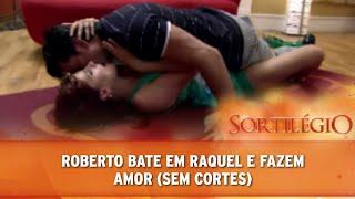 Sortilégio - Roberto bate em Raquel e os dois acabam fazendo amor (SEM CORTES)