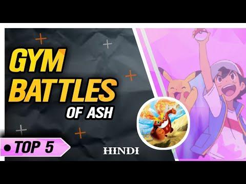 Xxx Mp4 Ash 39 S Top 5 Gym Battle Drunken Darmanitan 3gp Sex