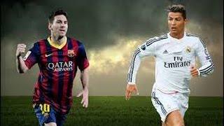 Ronaldo vs Messi 2015   HD