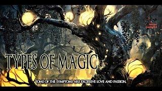 Types Of Magic