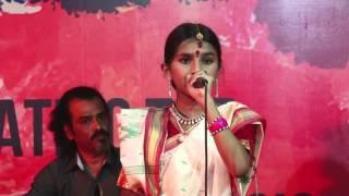 JayaLaxmi & Rashi's performance at Ajivasan Fest, 2015