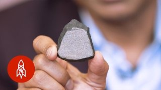 More Than Just a Rock Collection: Meet Meteorite Man