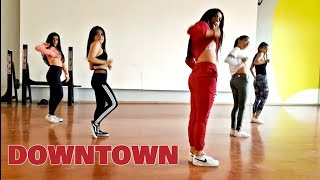 Anitta & J Balvin - Downtown (Official Music Video) coreografía Hypnotic Dance