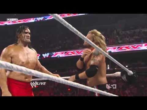 Edge vs. The Great Khali - Funny video