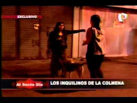 Historias de la noche limeña Los inquilinos de la Colmena