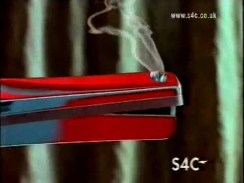 S4C Ident Tongs