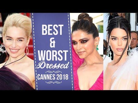 Xxx Mp4 Deepika Padukone Kristen Stewart Kendall Jenner Best And Worst Dressed At Cannes 2018 3gp Sex