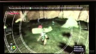 fable 2 - using spells