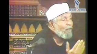 05- تفسير سورة  الأنبياء- الآية ( 42 - 48 ) -  الشعراوي