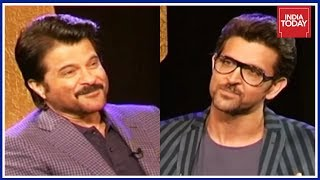 Exclusive : Anil Kapoor & Hrithik Roshan In Conversation  | India Today Unforgettables