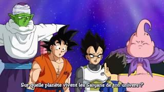 Dragon Ball Super   La Rencontre Avec les Guerrier Du 6éme Univers ! Episode 32 VOSTFR