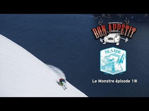 Monstre épisode 1# - Bon Appétit - Islande Takk Takk (English Sub)