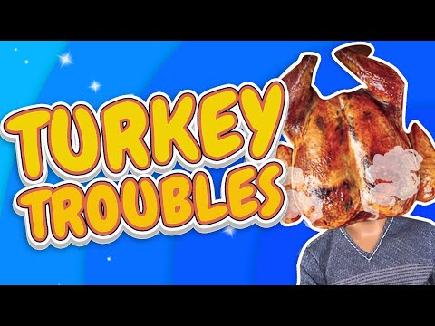 Barbie - Thanksgiving Turkey Troubles