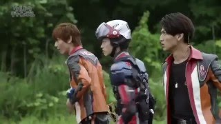Ultraman x ginga victory vs Judas Spector