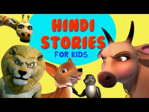 Xxx Mp4 18 Best Hindi Moral Stories For Kids Collection Infobells 3gp Sex