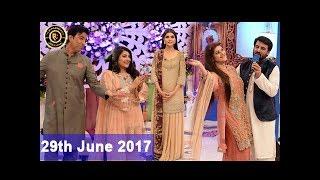 Good Morning Pakistan - Eid Special - 29th June 2017 - Top Pakistani show