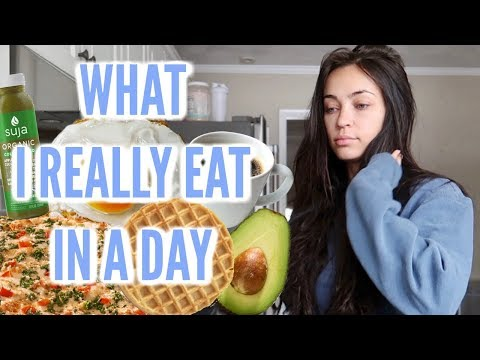 WHAT I REALLY EAT IN A DAY � FEATURING CHEF STEPH