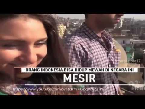 ORANG INDONESIA BISA HIDUP MEWAH DI NEGARA INI On The Spot Trans 7 Terbaru 31 Januari 2018