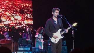 Rosie - John Mayer Live O2 Arena, London 11/05/17
