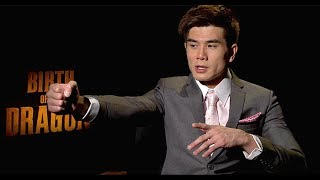 Bruce Lee's One Inch Punch Explained by Philip Ng -  BIRTH OF THE DRAGON Movie