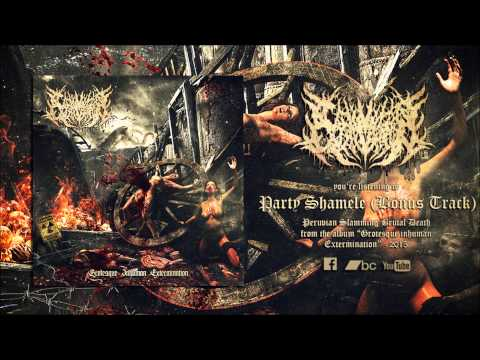 Carnivorous Eyaculation - Party Shemale (Bonus Track feat. Mittch Vomitus)