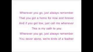Cher Lloyd - Oath ft. Becky G - Lyrics