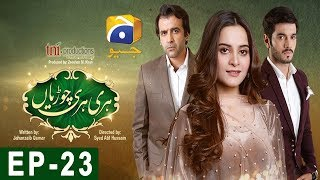 Hari Hari Churian Episode 23  HAR PAL GEO uploaded on 19-01-2018 237798 views