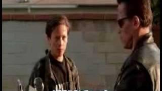 Terminator 2 moving scenes
